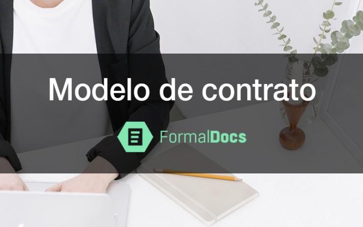 FormalDocs · Modelo contrato de arrendamiento con opción a compra